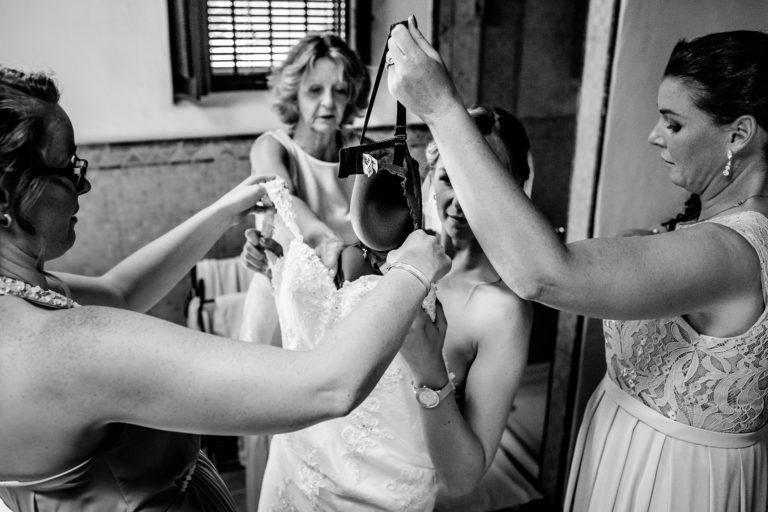 Trouwfotograaf Bruidsfotograaf
