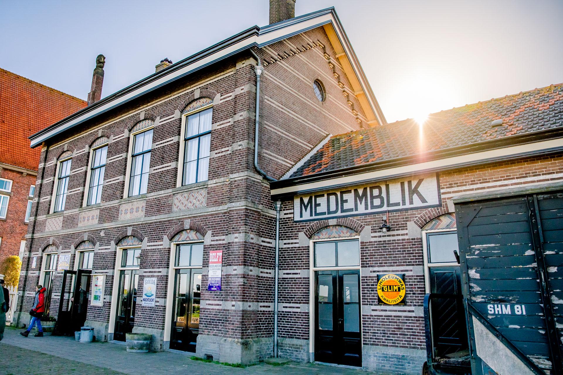 Er op uit in Medemblik West-Friesland