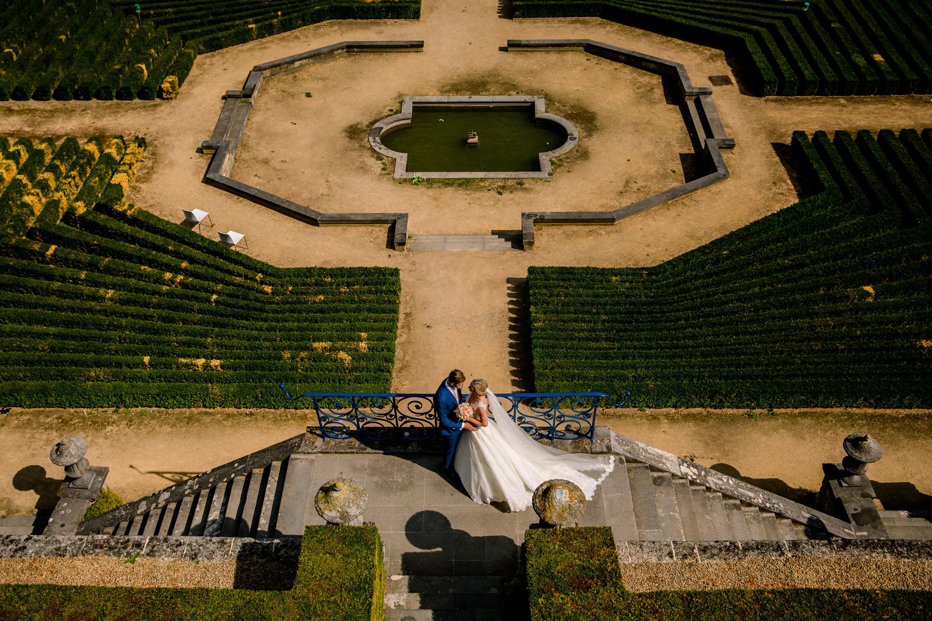 Chateau Neercanne unieke trouwlocatie