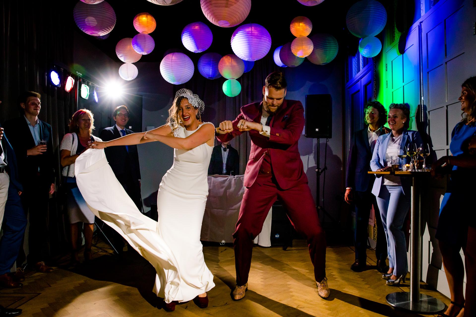 Openingsdans bruiloft first dance