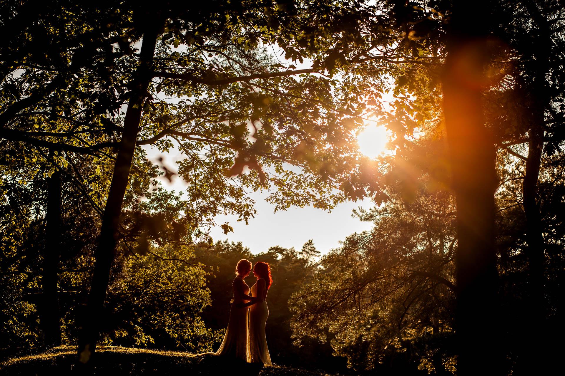 LHBT bruiloft