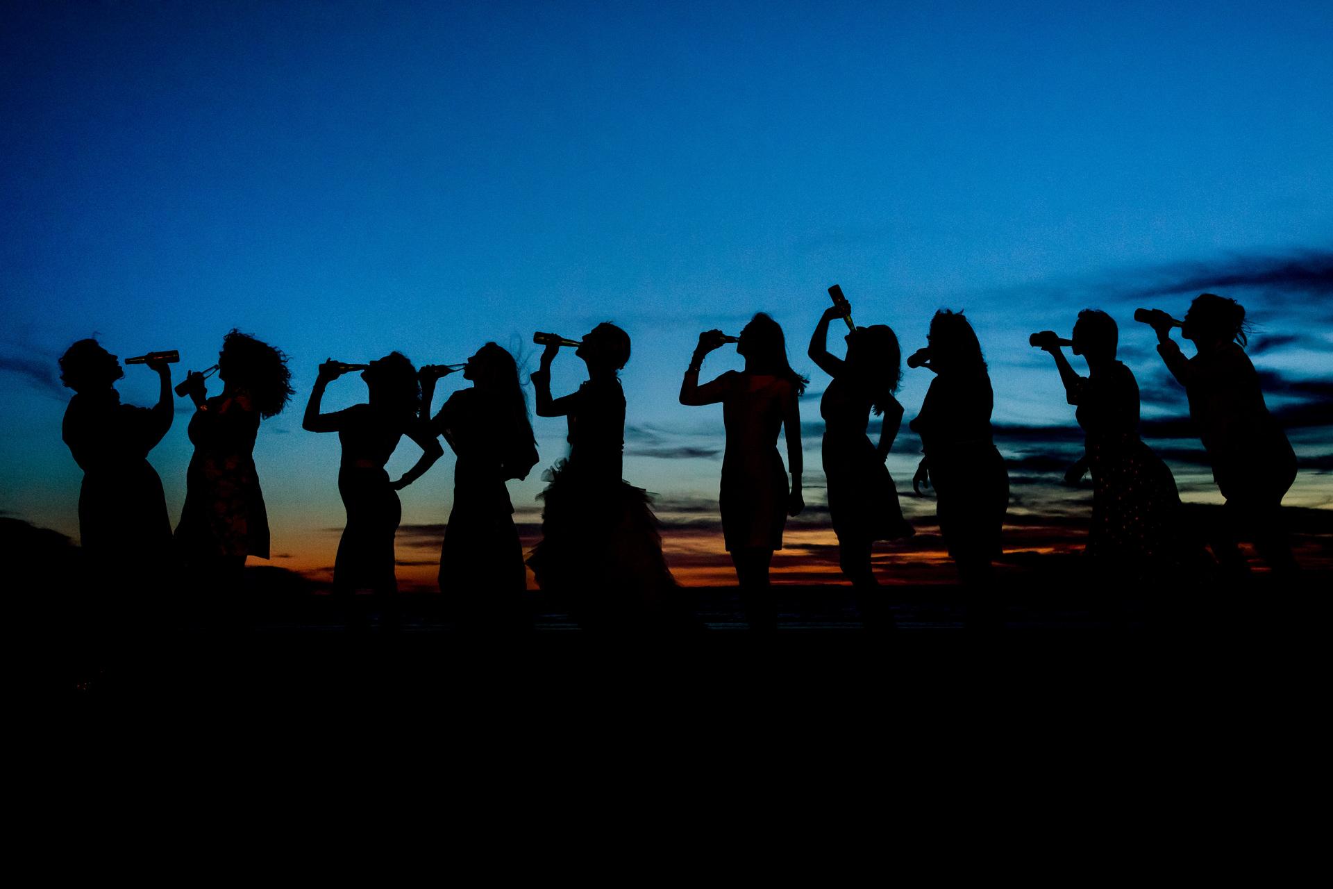 Groepsfoto Ameland