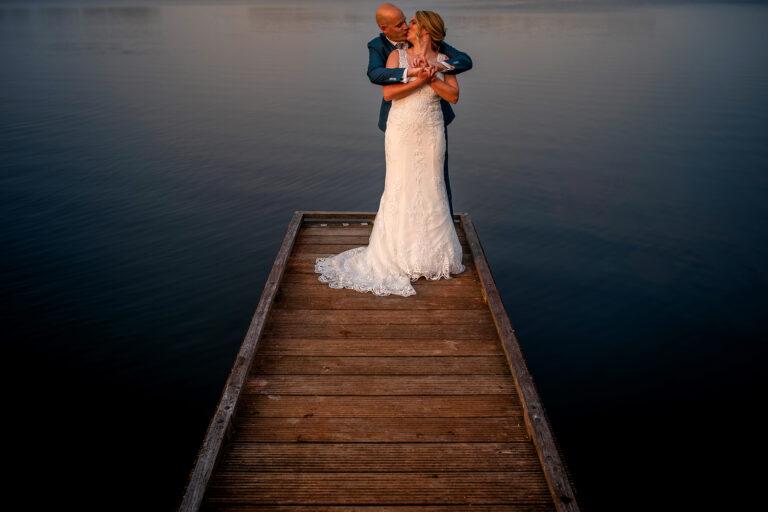 Favoriete trouwfoto