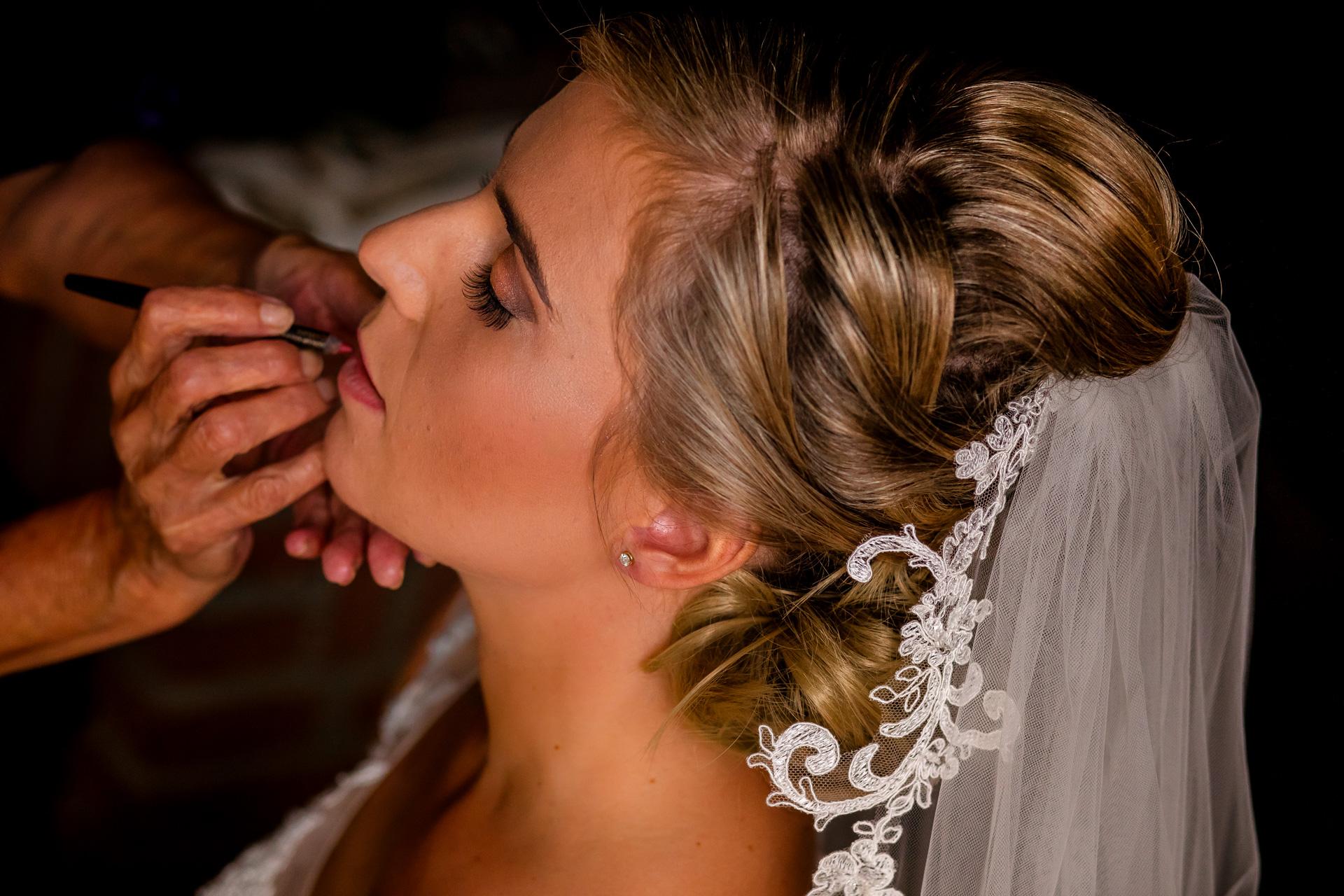 Bruidsmakeup Maastricht